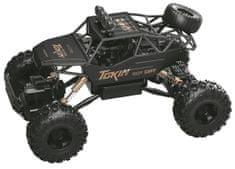 Wiky Auto terénní kovové RC 35 cm černé