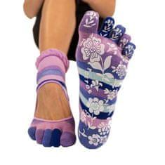 TOETOE Dámské YOGA & PILATES prstové ponožky na cvičení SERENE
