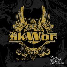 Škwor: Sečteno Podtrženo (Best Of) (2x CD) - CD