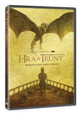 Game of Thrones Hra o trůny - 5. série (5DVD multipack) - DVD