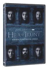Game of Thrones Hra o trůny - 6. série (5DVD multipack) - DVD