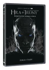 Game of Thrones Hra o trůny - 7. série (5DVD multipack) - DVD