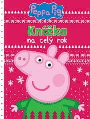 Peppa Pig - Knížka na celý rok