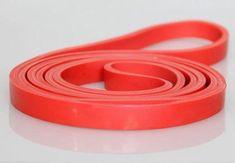 MXM Odporová guma 7-16kg - 208cm, červená