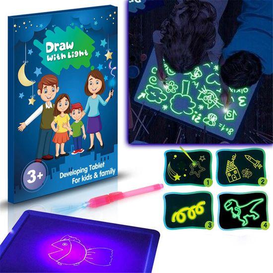 Alum online Kreslící svítící tabulka A4