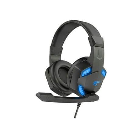 Havit Gamenote LED slušalke z mikrofonom (HV-2032d) - Odprta embalaža