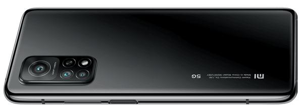 Xiaomi Mi 10T Cosmic Black trojitý fotoaparát ultraširokoúhlý objektiv vysoké rozlišení portrétní objektiv umělá inteligence