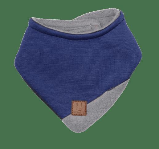 Maximo chlapecký šátek na suchý zip 0 modrá