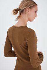 ICHI női pulóver IHMAFA ROUND CA_2