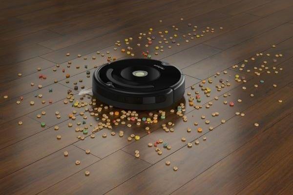 iRobot Roomba 671 mobilní aplikace