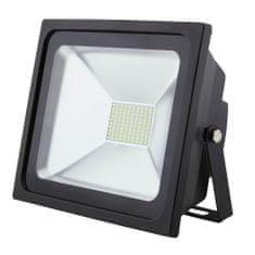 FKT LED reflektor Classic SMD 50W čierny, 5500K, 4500lm, 4738290