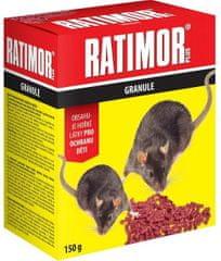 UNICHEM Biotoll Ratimor plus rágcsálóirtó granulátum - több méret