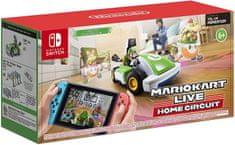 Nintendo Switch Mario Kart Live Home Circuit - Luigi versenyjáték (NSS427)