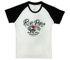 Rusty Pistons dámske tričko RPTSW36 Ona white/black