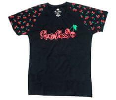 Rusty Pistons dámske tričko RPTSW42 Nocatee black/red (krátký rukáv)