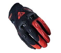 FIVE rukavice Stunt Evo 21 black/red