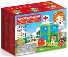 Magformers Kisváros Kórház