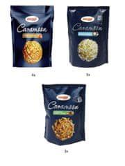 Caramoon Popcorn MIX 10x70g