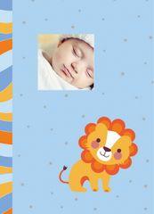 FANDY Album 10x15 200 foto dziecięcy Wild 1