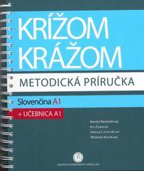 Krížom krážom - metodická príručka - Slovenčina A1 + učebnica A1