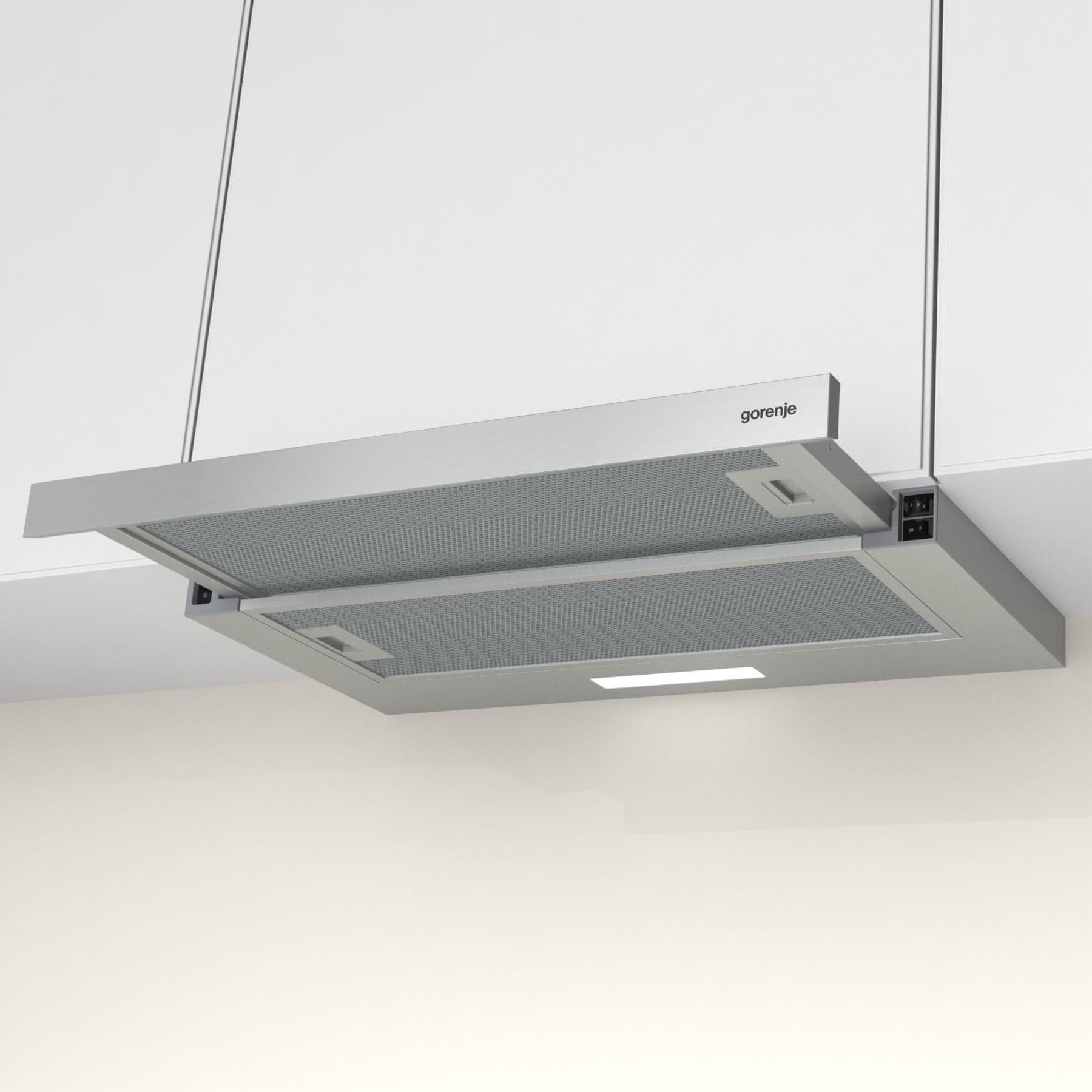 Concept TH60E3X LED osvetlenie