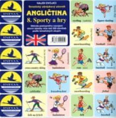 Angličtina 8. Sporty a hry