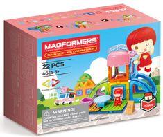Magformers Mestečko Cukráreň