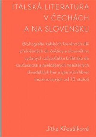 Italská literatura v Čechách a na Slovensku