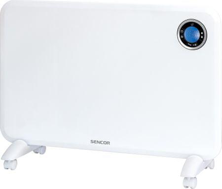 SENCOR SCF 3200WH elektromos konvektor