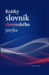 Krátky slovník slovenského jazyka ( 5.vyd.)
