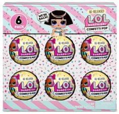 L.O.L. Surprise! Konfetti sorozat 6-pack - Pharaoh Babe