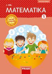 Matematika 1 - Pracovná učebnica 2. diel