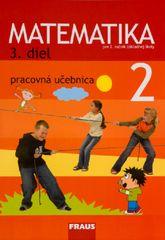 Matematika 2 - Pracovná učebnica 3. diel