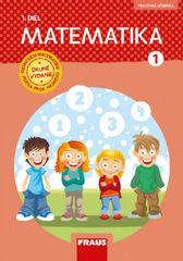 Matematika 1 - Pracovná učebnica 1. diel
