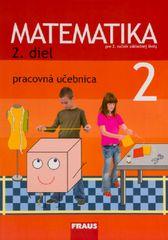 Matematika 2 - Pracovná učebnica 2. diel