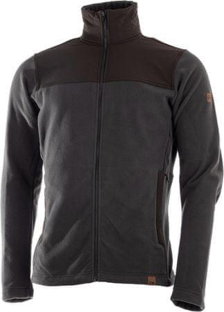 Northfinder Oweras férfi pulóver, XL, szürke
