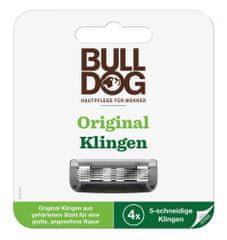 Bulldog Originál náhradné hlavice 4 ks