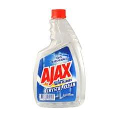 AJAX Crystal Clean tekuće sredstvo za čišćenje prozora, refil (Antifog), 750 ml