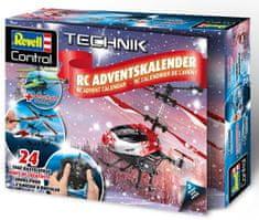 Revell Adventní kalendář RC Helicopter - 01028