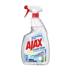 AJAX Crystal Clean tekuće sredstvo za čišćenje prozora (Antifog), 750 ml