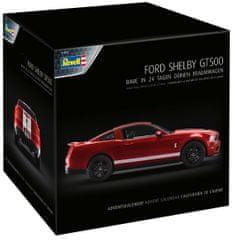 REVELL Adventný kalendár Ford Shelby GT - 01031