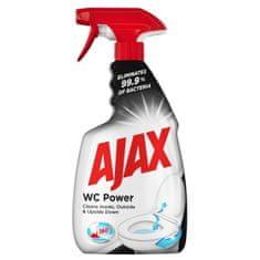 AJAX WC Power Spray sredstvo za čišćenje školjke, 500 ml