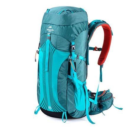 Naturehike trekking hátizsák 55+5l - kék