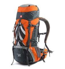 Naturehike trekking hátizsák 70 + 5l - narancssárga