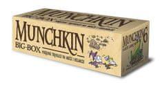Munchkin Munchkin Big Box - Pořádná truhlice na meče i helmice! (CZ)