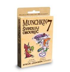 Munchkin Munchkin 7 - Švindluj obouruč (CZ)