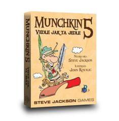 Munchkin Munchkin 5 - Vedle jak ta jedle (CZ)