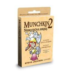 Munchkin Munchkin 2 - Neskutečná sekera (CZ)