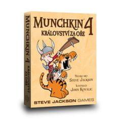 Munchkin Munchkin 4 - Království za Oře (CZ)