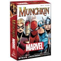 Munchkin Munchkin MARVEL - karetní hra